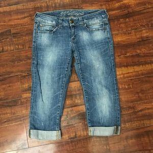 Mavi Jean crops